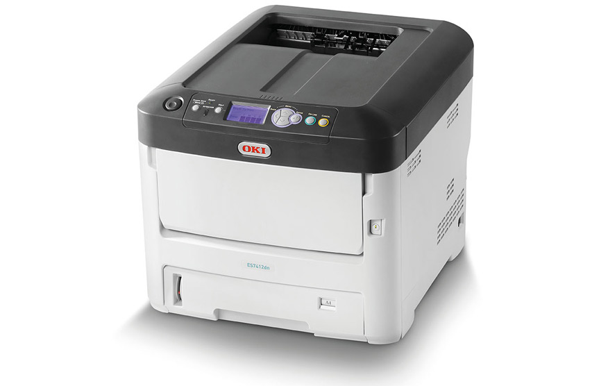 OKI ES7412 Business Printer