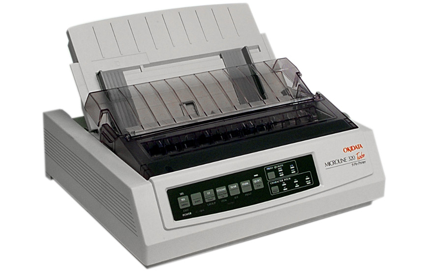 OKI ML320T Impact Printer