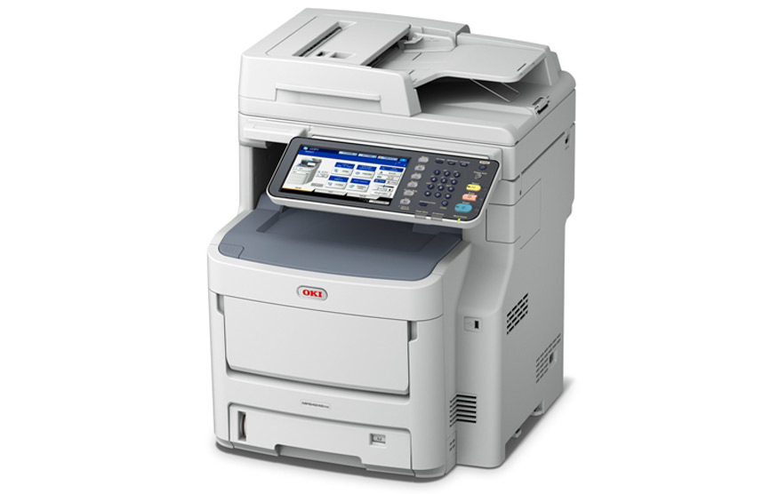 OKI MPS4242mc+ Multi-function Printer