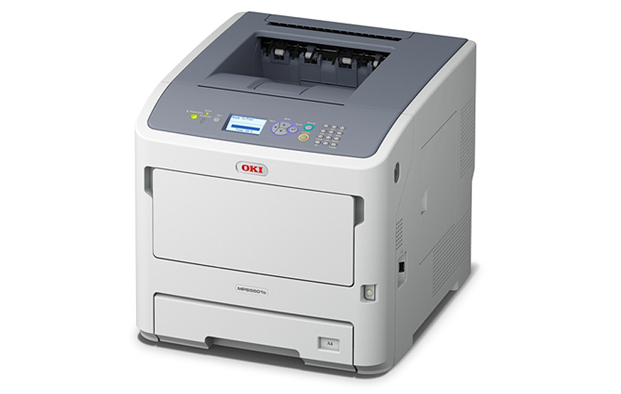 OKI MPS5501b Business Printer
