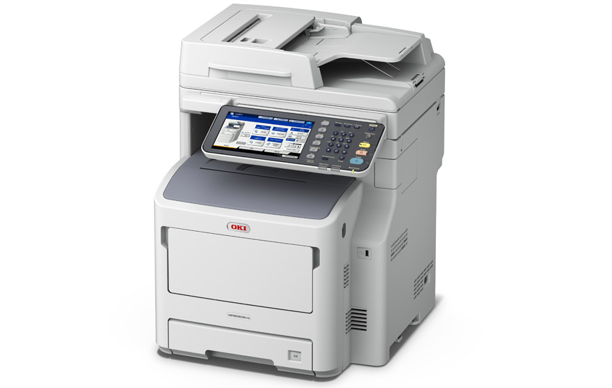 OKI MPS5502mb+ Business Printer