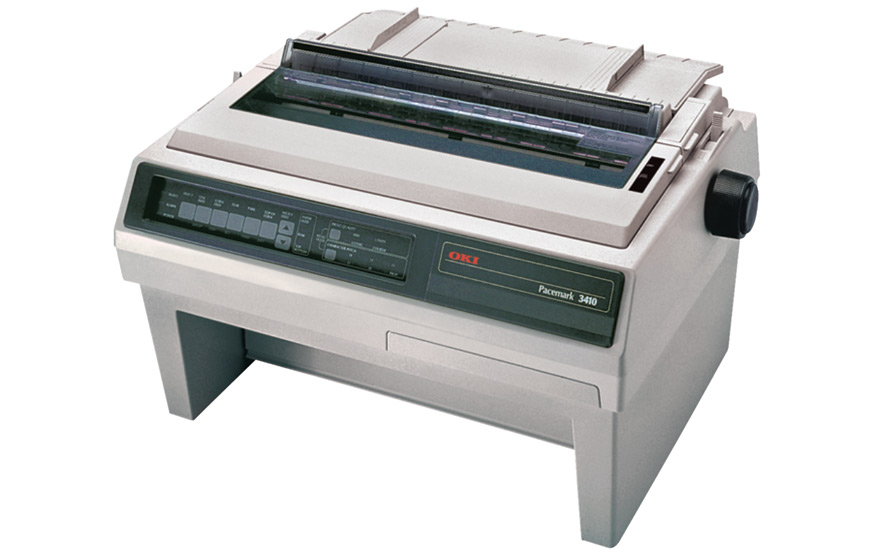OKI PM3410 Impact Printer
