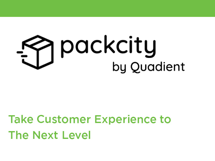 Quadient PackCity solutions, available in Lubbock from ABS.